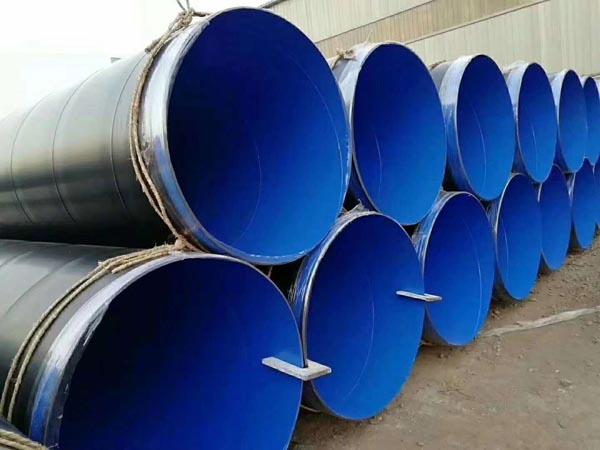 防腐钢管采用环氧煤沥青防腐钢管的优点